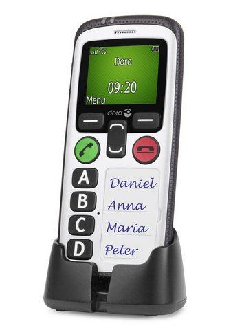 DORO Mobilusis telefonas »Secure 580 Schwar...