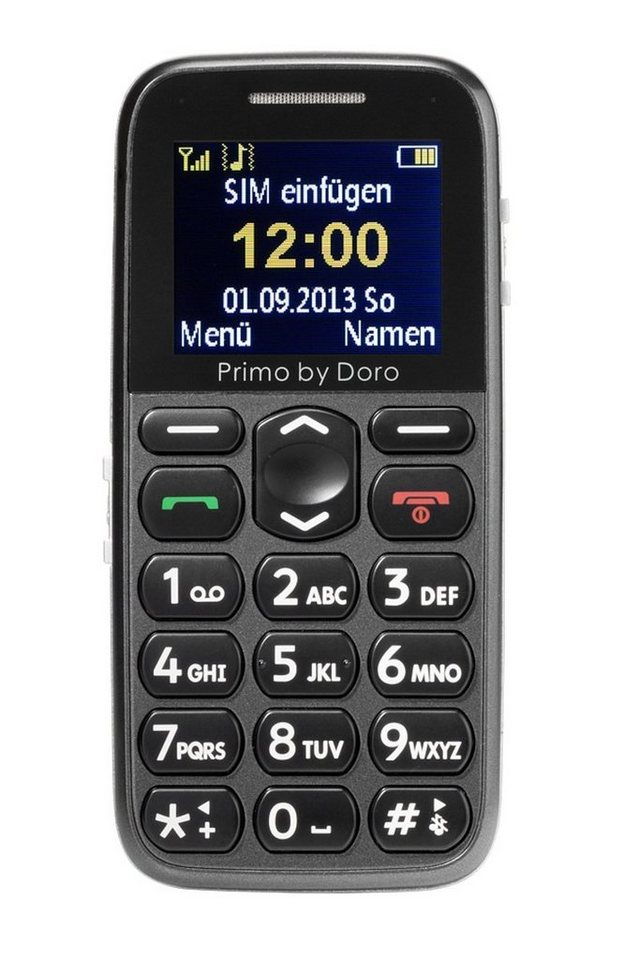 Doro Handy »215« in Grau