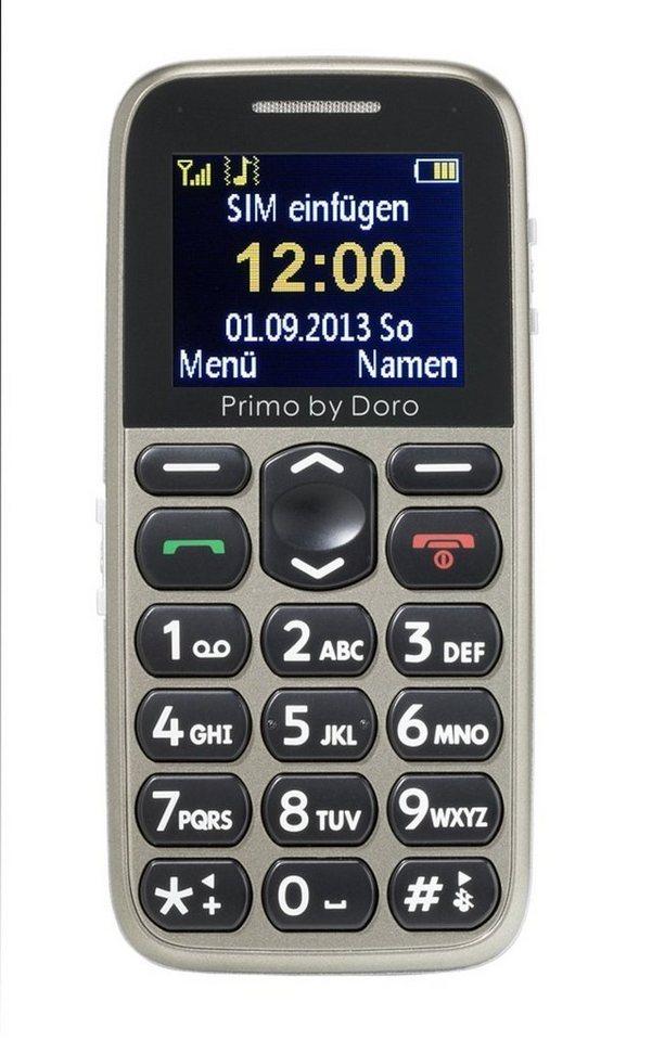 Doro Handy »Primo 215, Beige« in Beige