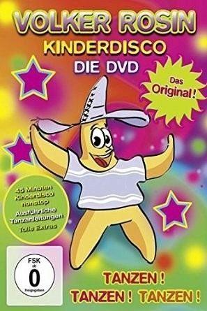 DVD »Kinderdisco - Das Original! - Die DVD«