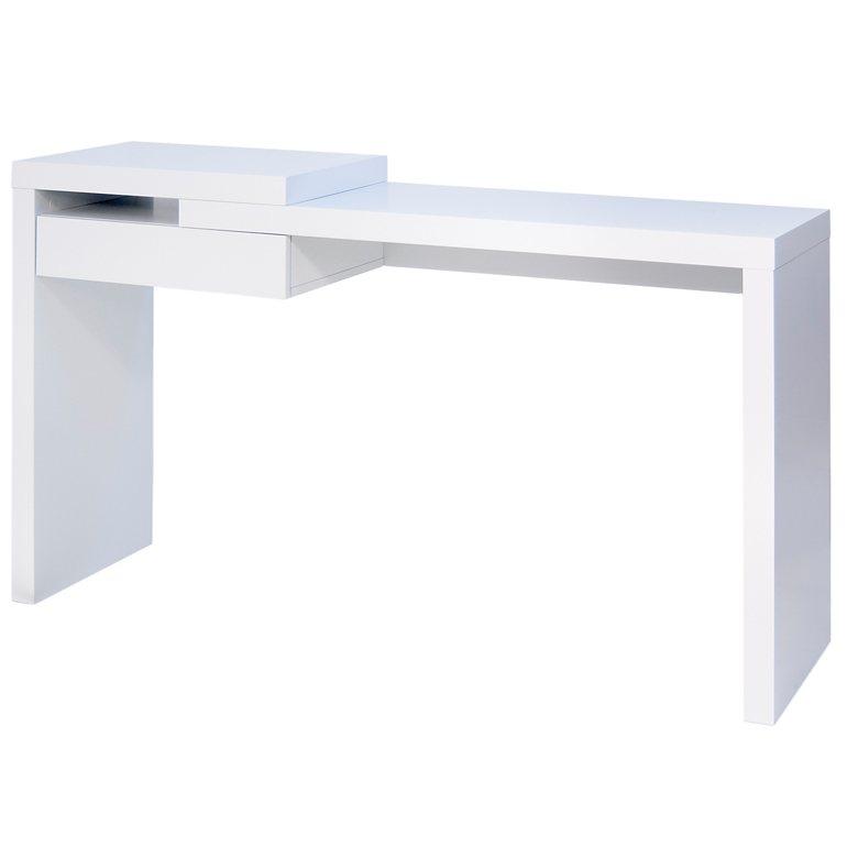 TemaHome Schreibtisch in weiß matt »Reef« in weiß matt