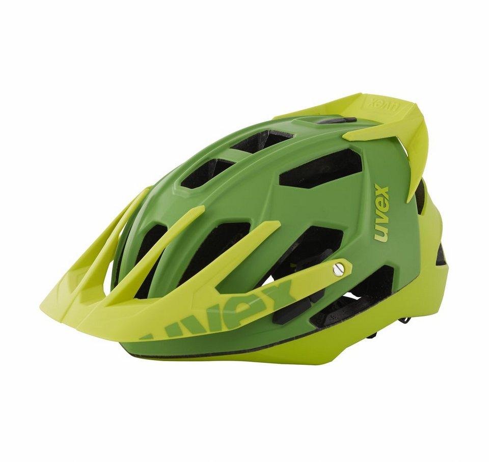 UVEX Fahrradhelm »quatro pro Helm« in grün
