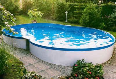 Swimmingpool kaufen  Stahlwandpools & Stahlwandbecken online kaufen | OTTO