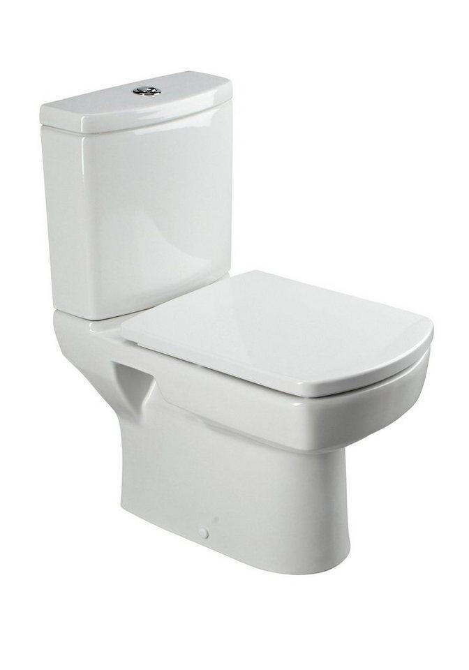 WC-Sitz »Ondo« in weiß