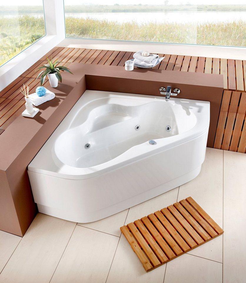 ottofond eckwanne lucia breite tiefe in cm 140 40. Black Bedroom Furniture Sets. Home Design Ideas