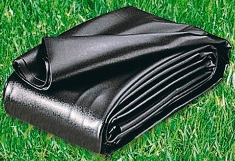 Teichfolie »AquaLiner 1 mm« (BxT: 400 x 400 cm) in schwarz
