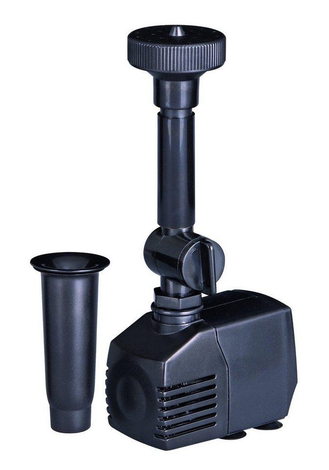 Springbrunnenpumpen »Xtra 400« in schwarz