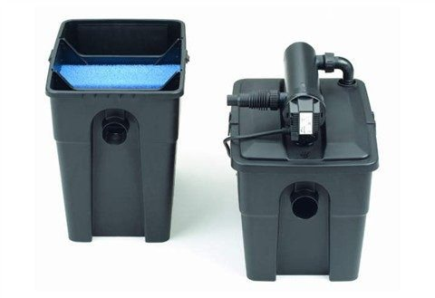 Set: Teichfilter »MultiClear 8.000« in schwarz
