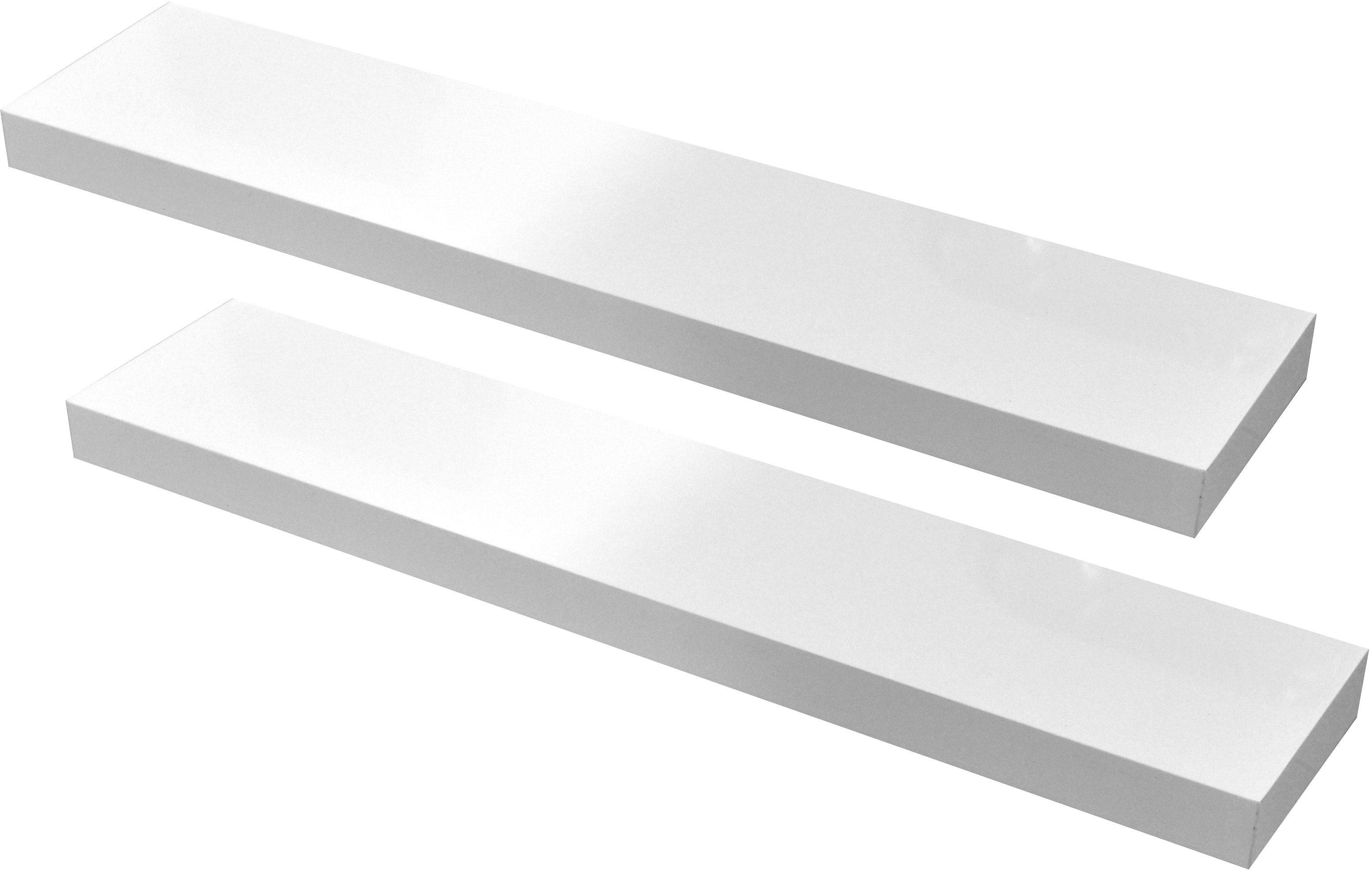 Wandregale, S.C.I.A.E., »Cross«, Breite je 105 cm