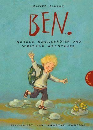 Gebundenes Buch »BEN. Schule, Schildkröten und weitere...«