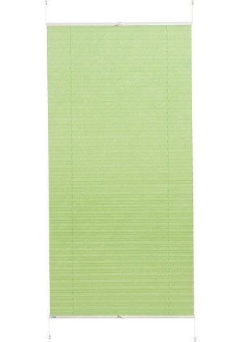 K-HOME Plisuotos žaliuzės »Klemmfix Pisa« Lic...