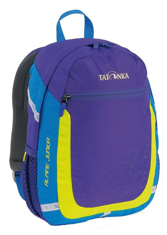 Kinder Rucksack, »Alpine Junior«, TATONKA® in lilac