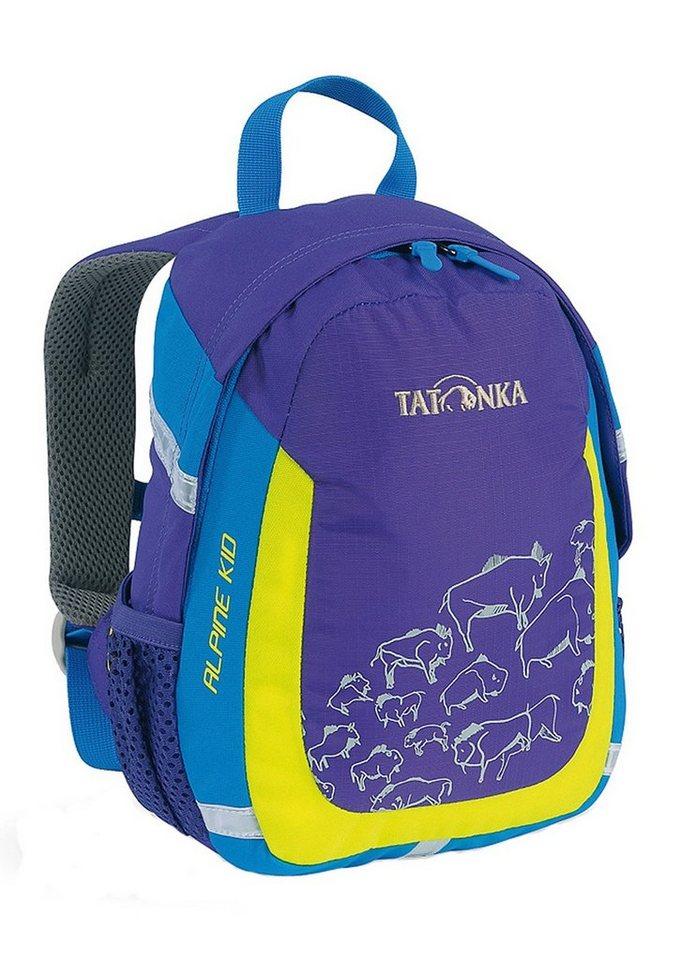 Kinder Rucksack, »Alpine Kid«, TATONKA® in lilac