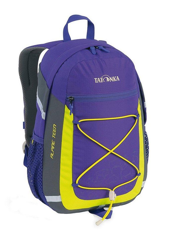 Kinder Rucksack, »Alpine Teen«, TATONKA® in lilac