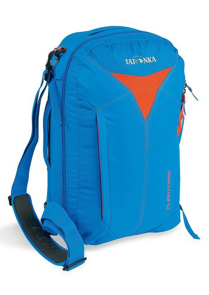 Reiserucksack mit Laptopfach, »Flightcase«, TATONKA® in bright blue