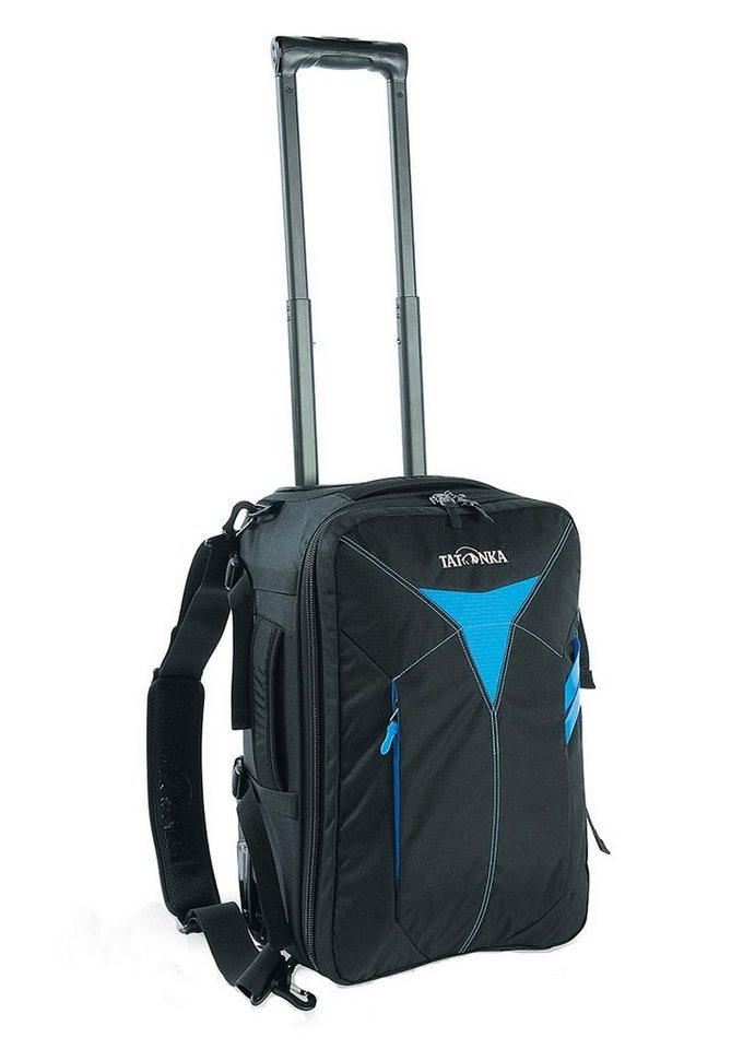 TATONKA®, Reisetasche mit 2 Rollen, »Flightcase Roller S in black