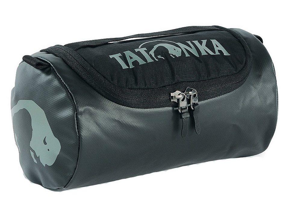 Waschtasche, »Care Barrel«, TATONKA® in black