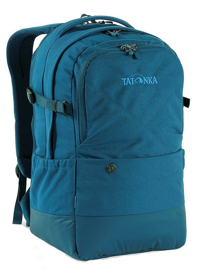 Rucksack mit 15,4 Zoll Laptopfach, »New Haven«, TATONKA® in shadow blue