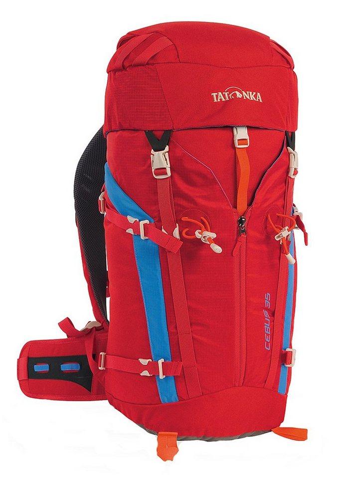 Rucksack, »Cebus 35«, TATONKA® in red
