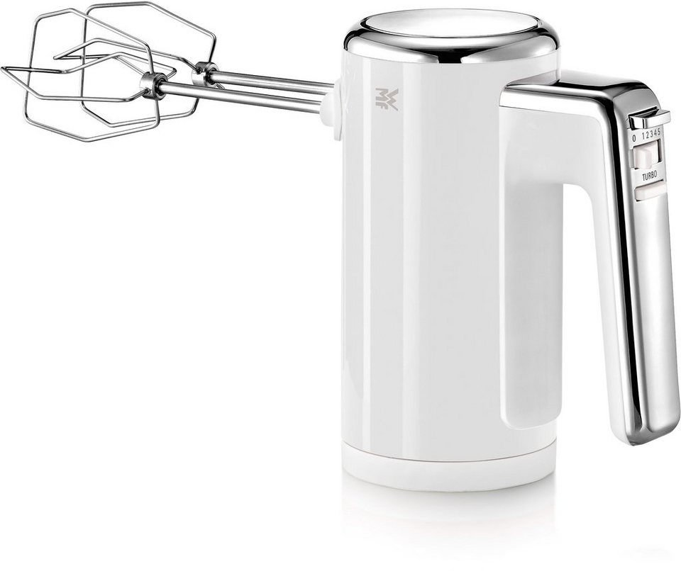 WMF LONO Handmixer, 350 Watt, 5 Stufen in pearl white