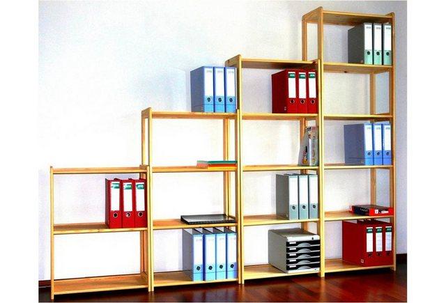 Regale - Regal »Holz Allzweck«  - Onlineshop OTTO