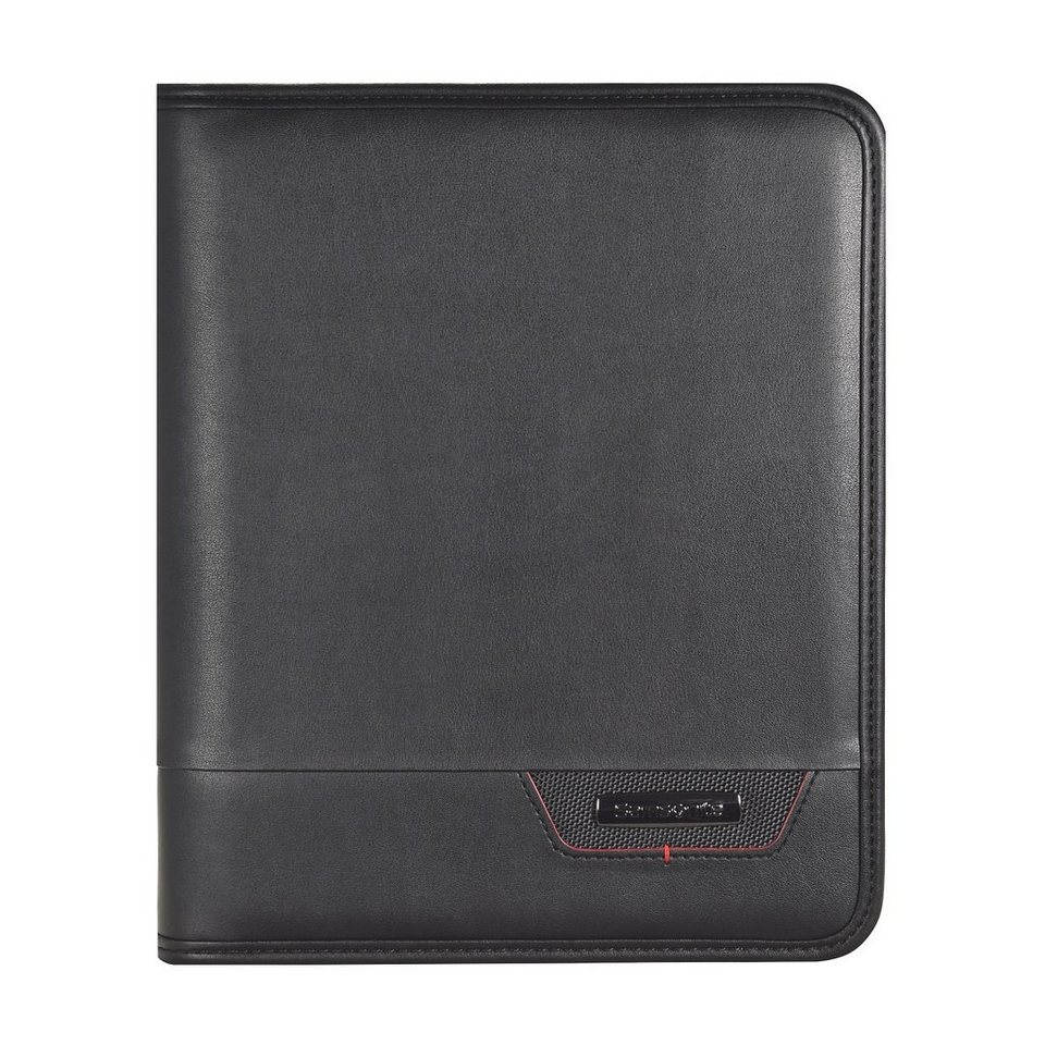 Samsonite Stationery Pro-DLX4 Schreibmappe 23 cm in black