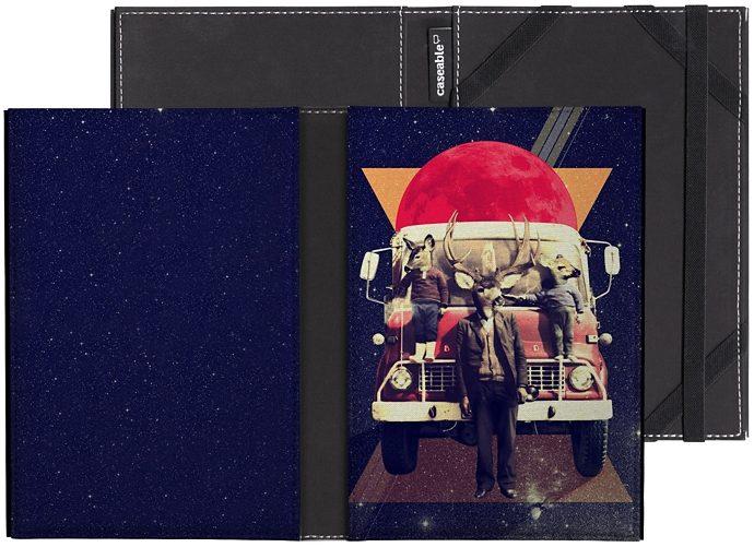 caseable Tablet Hülle / Case / Cover für Kobo Arc 7 HD