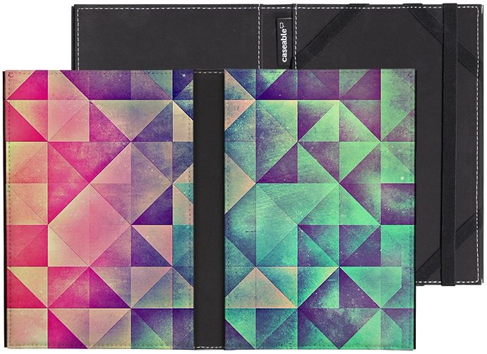 caseable Tablet Hülle / Case / Cover für MEDION Lifetab E7315