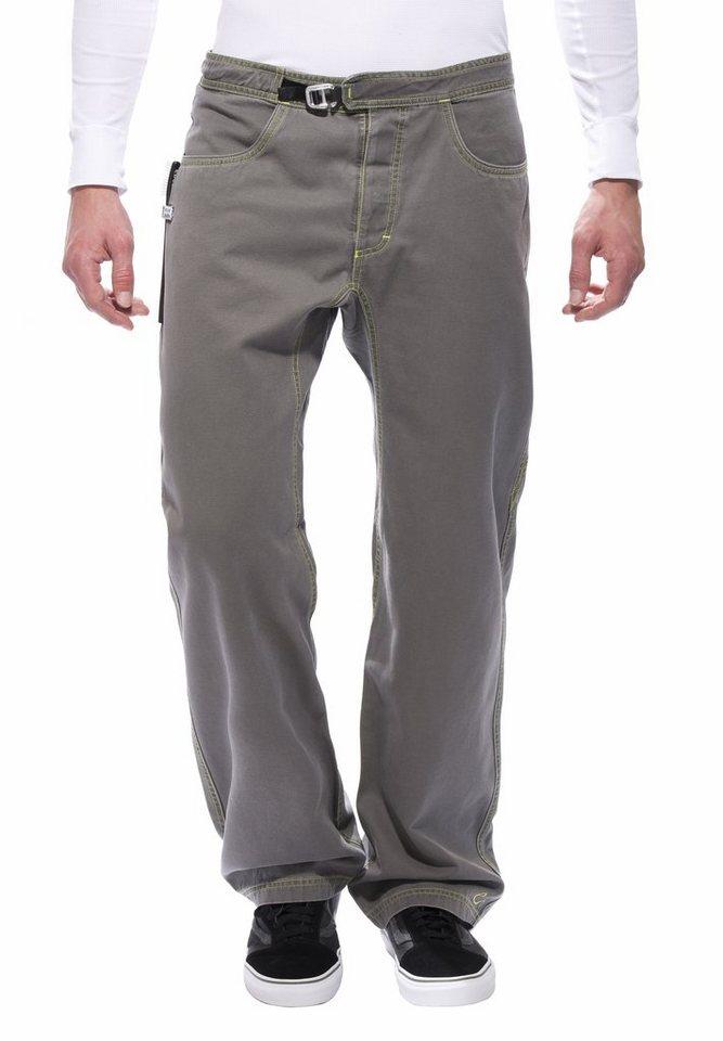 Edelrid Outdoorhose »Pants Men« in grau