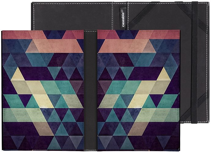 caseable Tablet Hülle / Case / Cover für TrekStor SurfTab breeze 7.0 plus