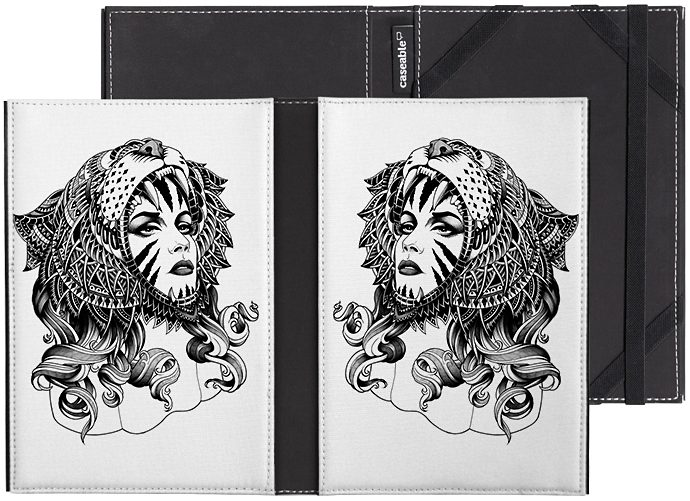 caseable Tablet Hülle / Case / Cover für Kobo Arc