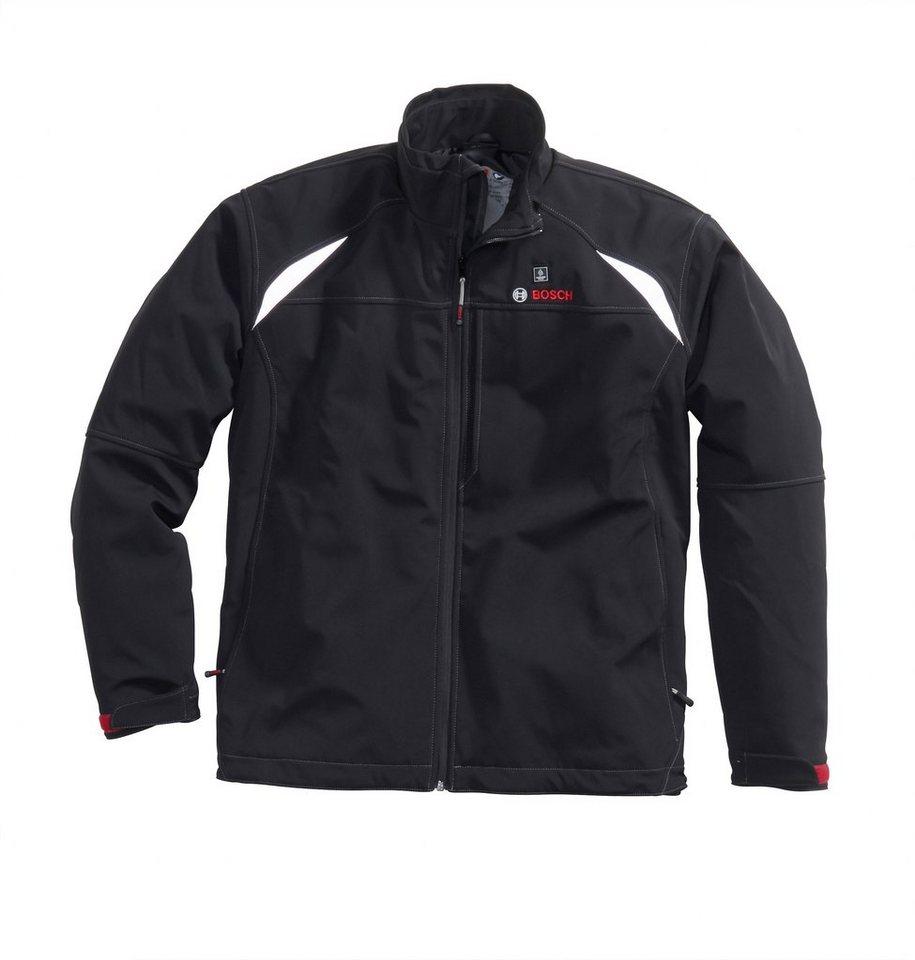 Bosch Heat Jacket in schwarz