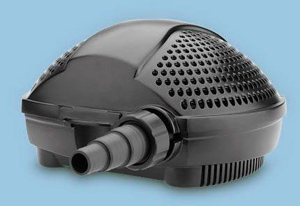 Filter- und Bachlaufpumpe »PondoMax Eco 8000« in schwarz