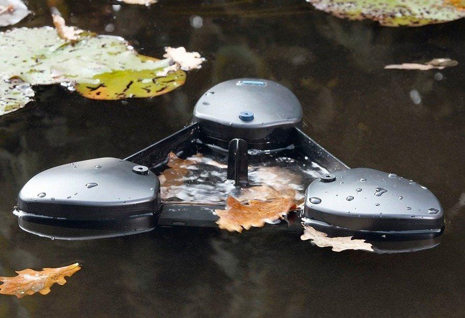 Skimmer »SwimSkim 25« in schwarz