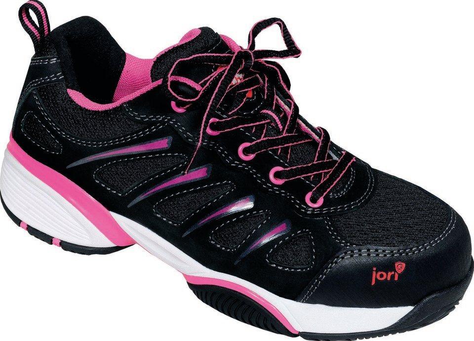 Sicherheitsschuh »Lady Fit« S1P  in pink/schwarz