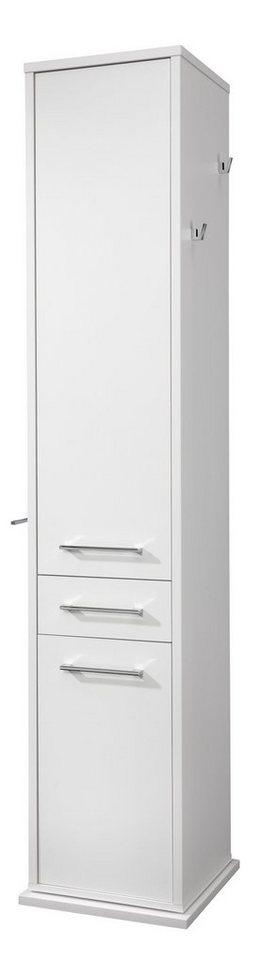 Kesper Hochschrank »Novara« 40 cm in weiß