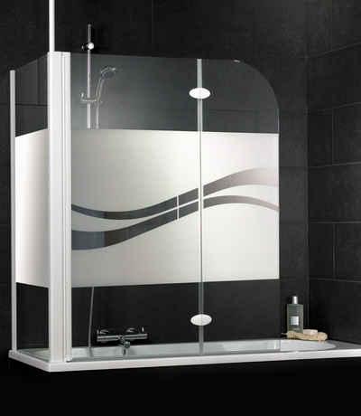 Badewannenaufsatz online kaufen » Wannenaufsatz | OTTO | {Duschabtrennung badewanne mit seitenwand 7}