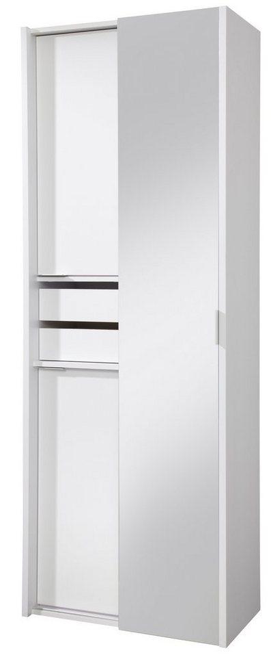 Spiegelschrank »Novara«, Breite 67,4 cm in weiß