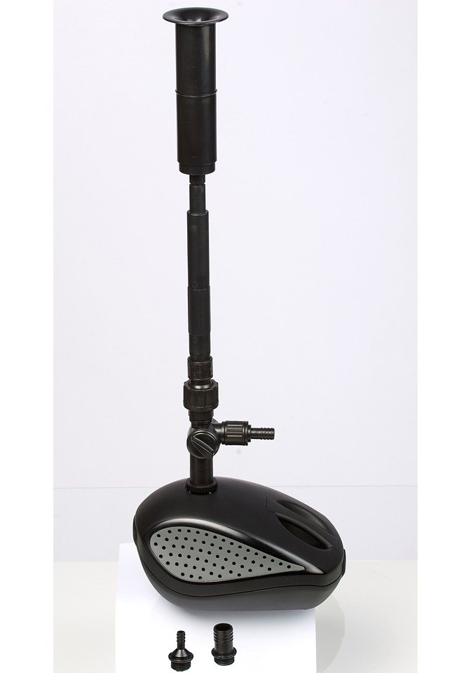 Springbrunnenpumpen »Greenmax 6000 ECO« in schwarz