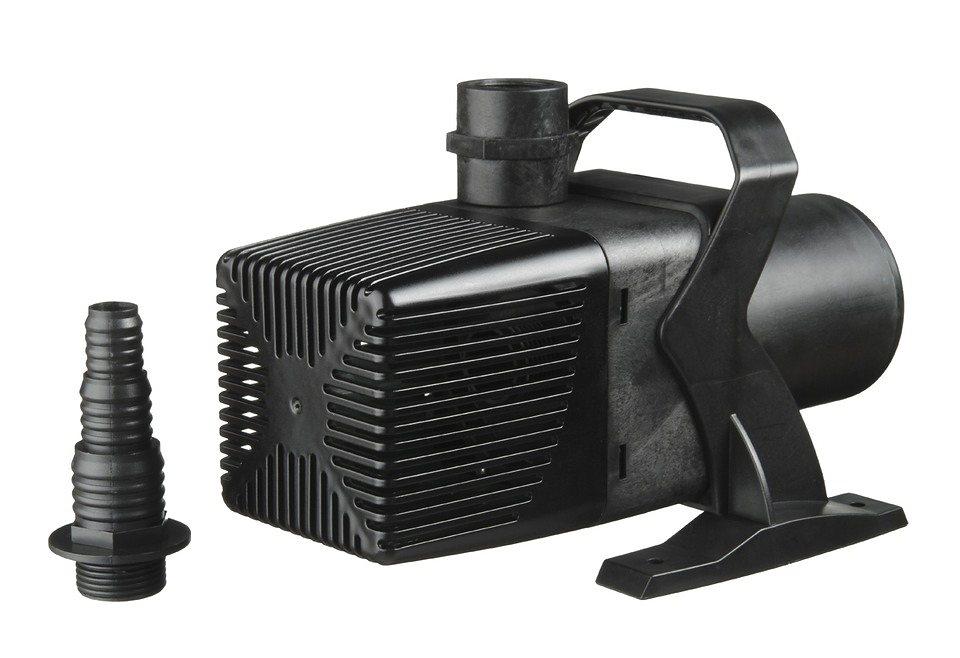 Filter- und Bachlaufpumpe »Xtra 6000 Fi« in schwarz