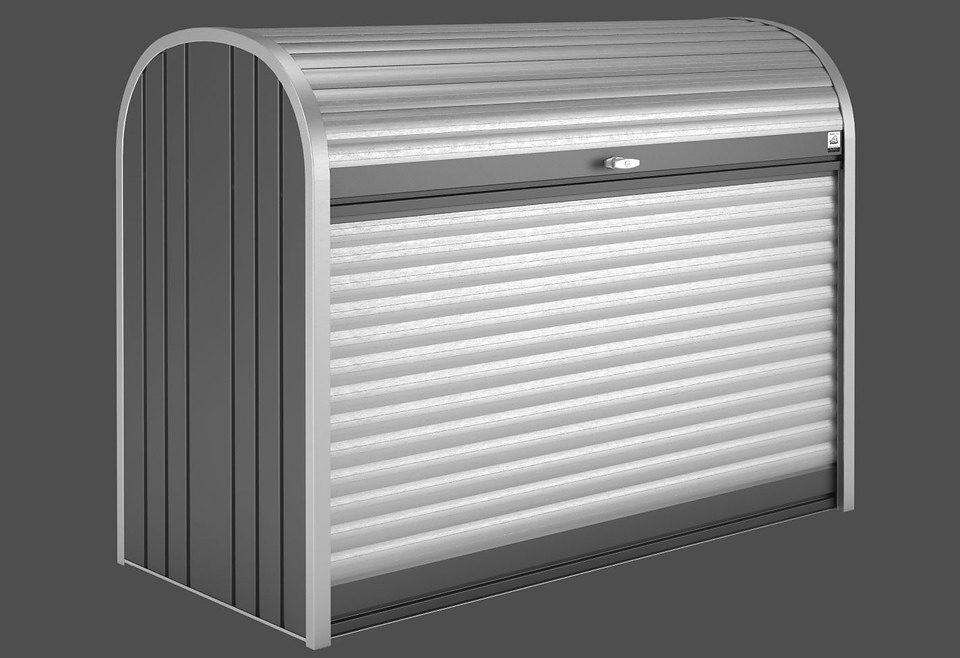BIOHORT Rollladenbox »StoreMax 160«, B/T/H: 163/78/120 cm