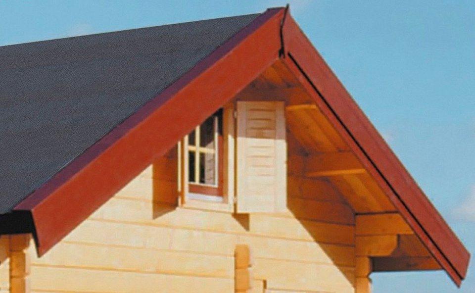 OUTDOOR LIFE PRODUCTS Fensterladen , BxH: 55x62 cm in Natur