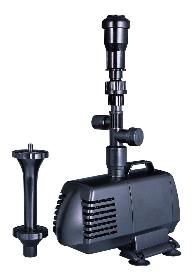 Springbrunnenpumpen »Xtra 3900« in schwarz