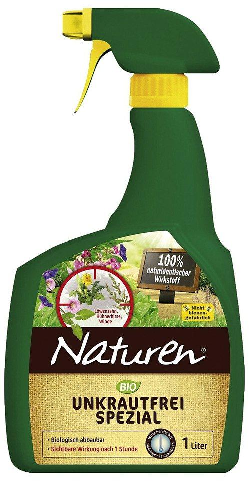 Naturen Bio-Unkrautfrei in grün