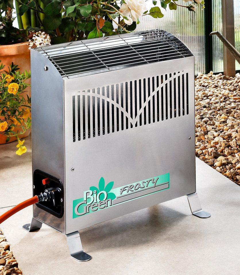 Gasheizung »Frosty 2500« in silberfarben