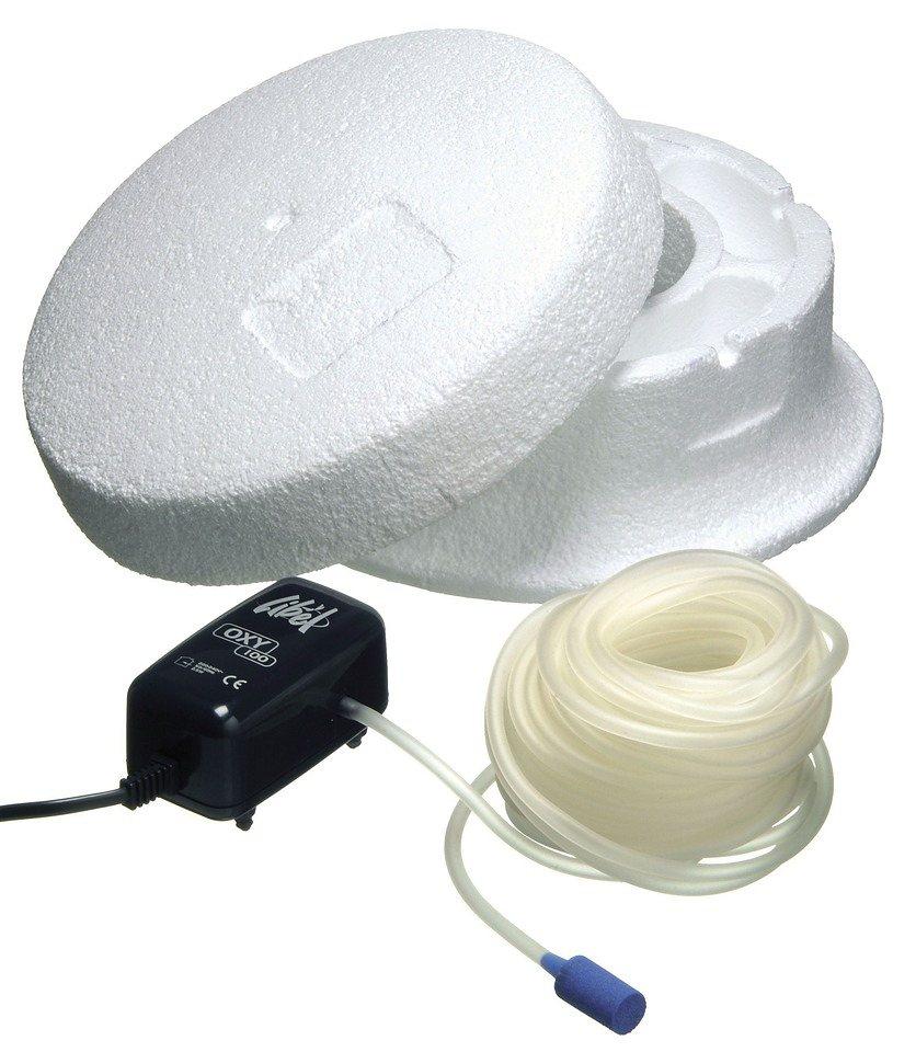 Set: Eisfreihalter »Oxy 100« in weiß