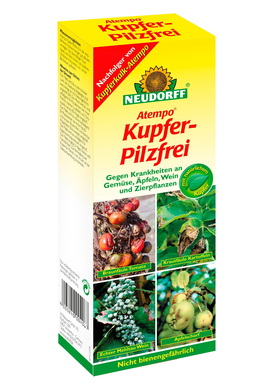 Atempo Kupfer-Pilzfrei