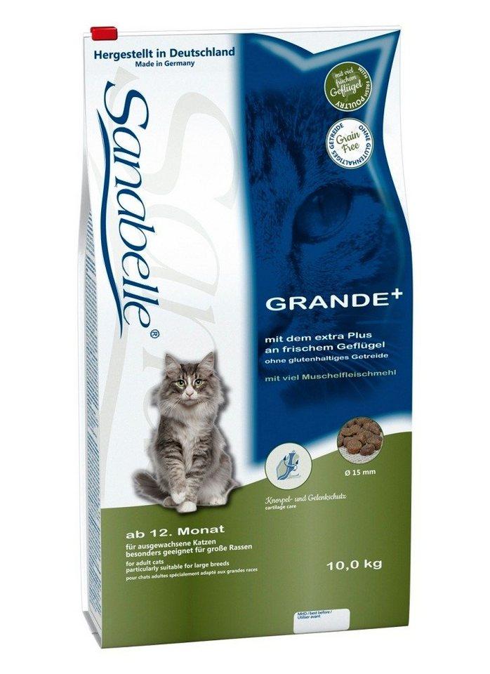 Sanabelle Katzentrockenfutter »Grande«, 2 kg oder 10 kg - Preisvergleich
