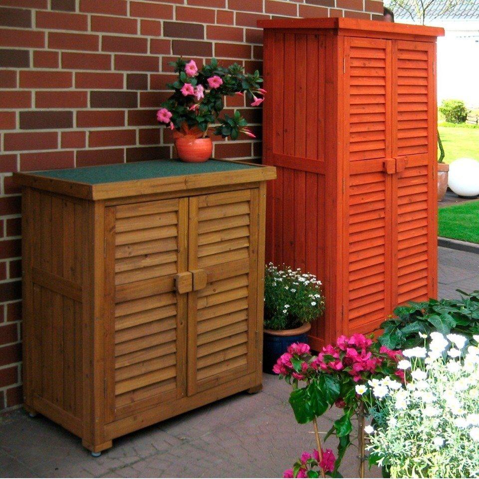 leco ger teschrank b t h 87 46 95 cm honigfarben online kaufen otto. Black Bedroom Furniture Sets. Home Design Ideas