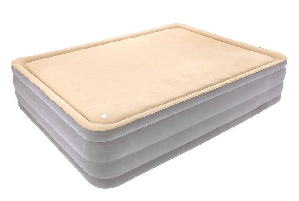 Luftbett »Foamtop Comfort« in grau